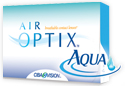 AIR OPTIX AQUA contactlenzen 6-pack
