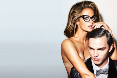 Tom Ford brillen 2015 d nicholas-hoult-and-carolyn-murphy-