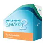 PureVision2 For Astigmatism contactlenzen