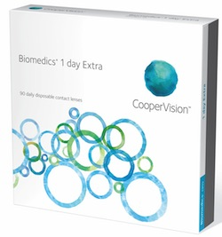 BIOMEDICS 1-DAY EXTRA 90-pack